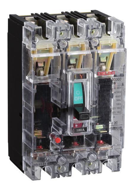 DZ15LET透明剩余电流断路器