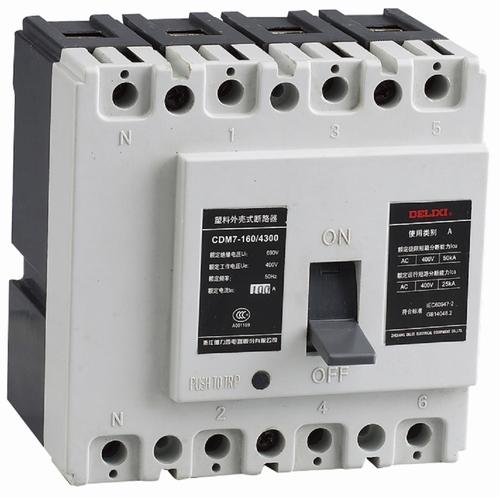 CDM10LE 剩余电流断路器
