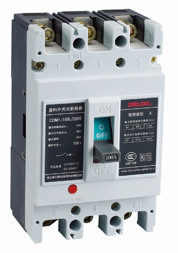 CDM1L 剩余电流断路器