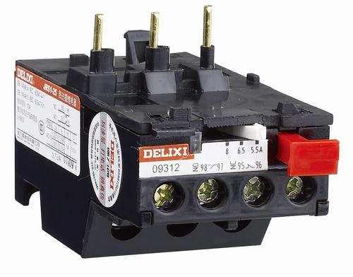 JRS1 系列热过载继电器