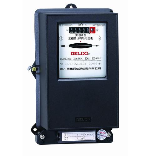 D86 系列三相电度表