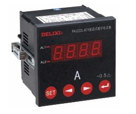 P□2222L-6□1 安装式可编程数字显示电测量仪表