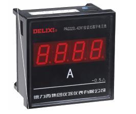 P□2222□-42X1 型安装式数字显示电测量仪表