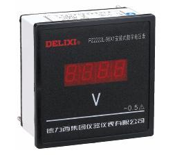 P□2222□-96X1 型安装式数字显示电测量仪表