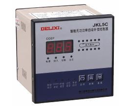 JKL5C 系列智能无功功率自动补偿控制器