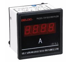P□2222□-72X1 型安装式数字显示电测量仪表