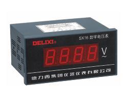 P□2222□-16X1 型安装式数字显示电测量仪表
