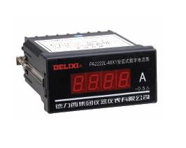 P□2222□-48X1 型安装式数字显示电测量仪表