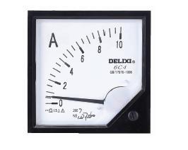 6C4型、6C2、6L2型、42C3、42L6型固定式直接作用模拟指示电测量仪表